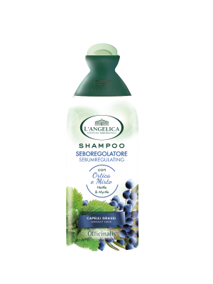 L'angelica - Officinalis Shampoo Seboregolato 250ml