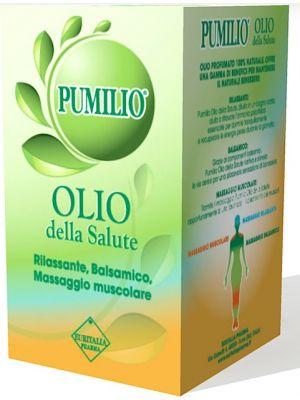Pumilio Oil of Healt