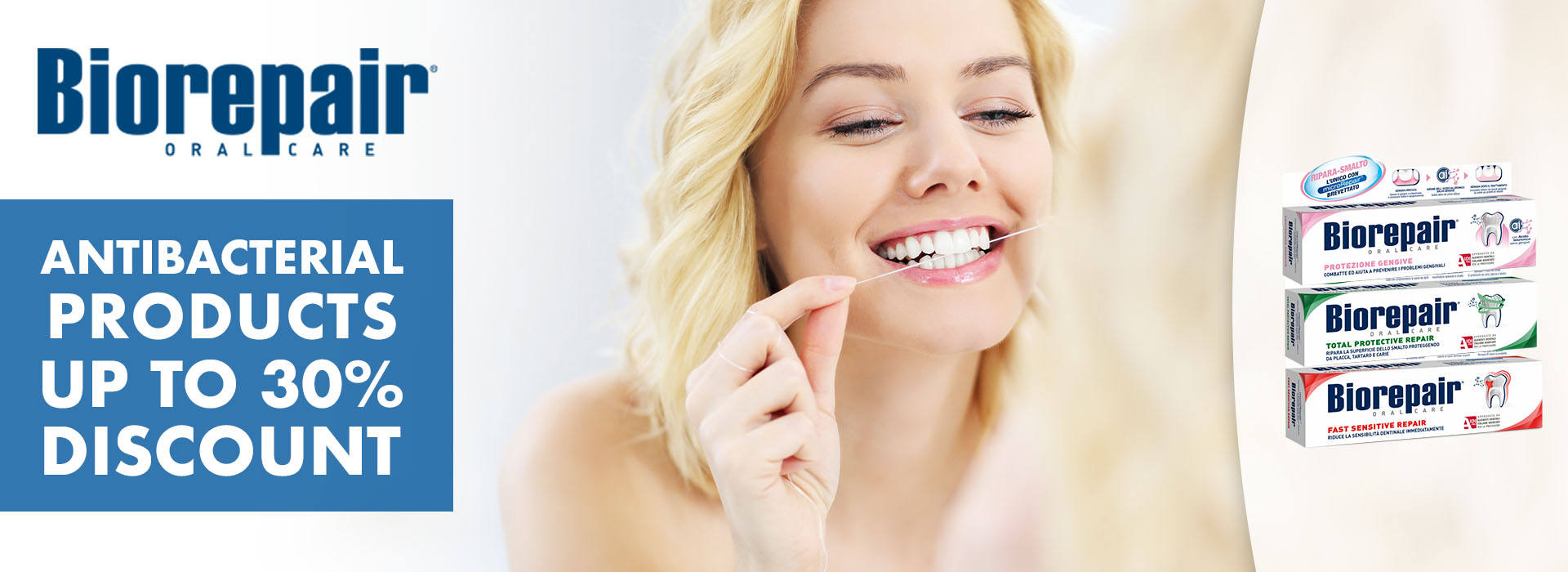 Antibacterial Oral Care Products