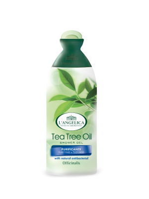 ngelica - Officinalis DocciaschiumaTea Tree Oil 250ml