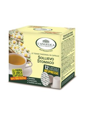 L'Angelica - Tisana Sollievo Stomaco Veg (comp sistema Nespresso)