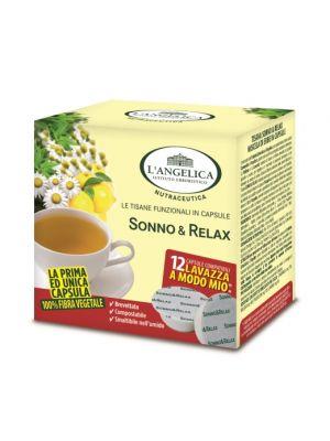 L'Angelica - Tisana Sonno&Relax Modo Mio Veg.