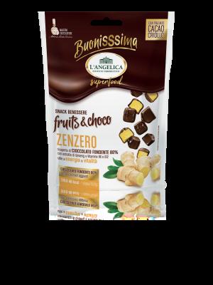 L'Angelica - BuonisSsima Fruits & Choco Zenzero e cacao