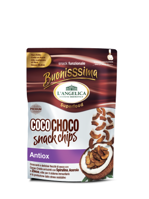 L'Angelica - BuonisSsima Coco Chips Antiox 20g