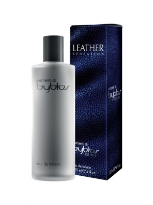 Elementi di Byblos for Men - Leather Sensation Eau de Toilette 120 ml