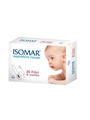 ISOMAR Filtri per aspiratore nasale