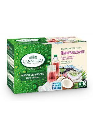 L'Angelica - Tisana a freddo Rimineralizzante