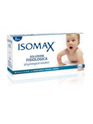 ISOMAX - Flaconcini Soluzione Fisiologica