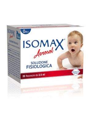 ISOMAX Soluzione Fisiologica Aerosol