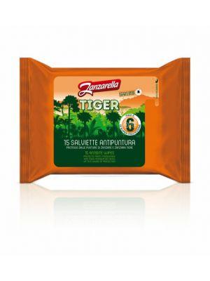 Zanzarella Tiger SALVIETTE
