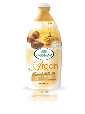 L'Angelica - Officinalis Bagnoschiuma Olio di Argan 500 ml