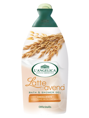 L'angelica - Officinalis Bagnoschiuma Latte D'Avena 500ml