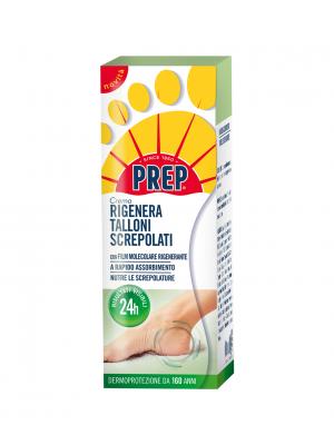 Crema PREP rigenera talloni