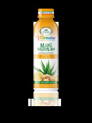 L'Angelica - Aloe Drink Zenzero e Limone