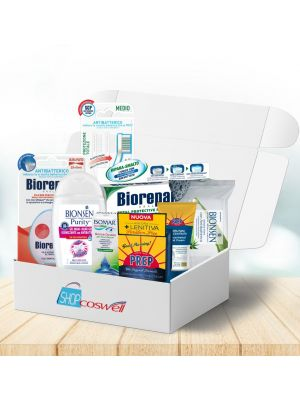 Box Scorta Protezione e Cura del Corpo