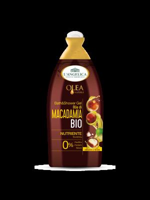 L'Angelica Bagnodoccia Olea Naturae - Olio Bio di Macadamia