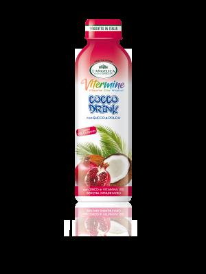 L'Angelica - Cocco Drink Gusto Melograno