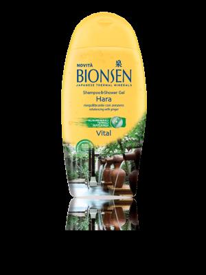 Bionsen - Docciashampoo Hara Vital 250 ml