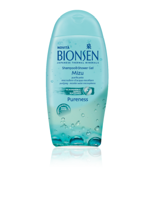 Bionsen - Docciashampoo Mizu Pureness 250 ml