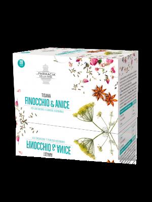 La Farmacia delle Erbe - Tisana Finocchio e Anice