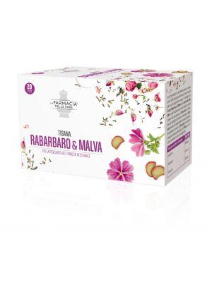 La Farmacia delle Erbe - Tisana Rabarbaro e Malva