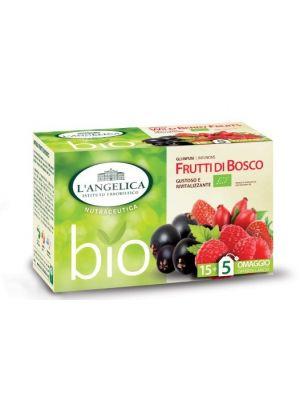 L'Angelica - Infuso Bio Frutti di Bosco