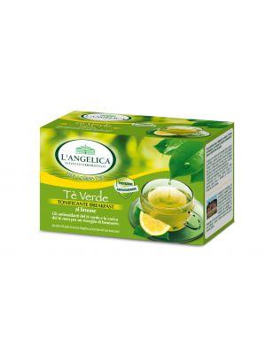L'Angelica - Te' verde Tonificante Breakfast