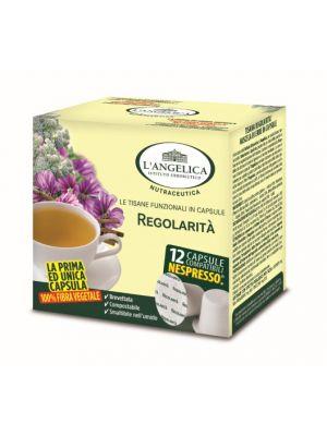 L'Angelica - Tisana Regolarità Veg (comp sistema Nespresso)