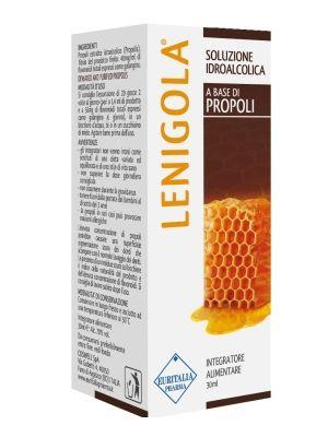 Lenigola- Propoli Soluzione Idroalcolica
