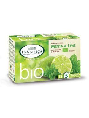 L'Angelica - Infuso bio Menta&Lime