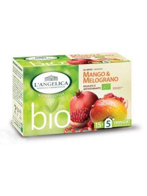 L'Angelica - Infuso Bio Mango&Melograno