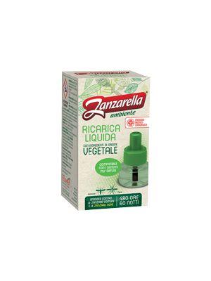 Zanzarella Ambiente - Ricarica Liquida Verde 45 ml