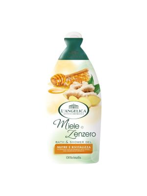 L'Angelica - Officinalis Bagnoschiuma Miele e Zenzero 500ml