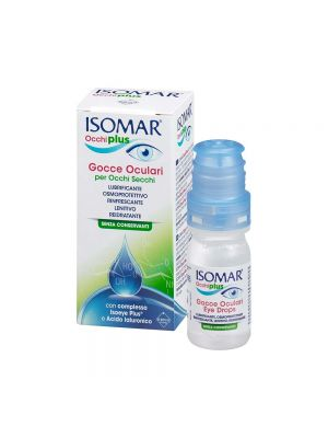 Isomar Occhi Plus 10ml senza conservanti