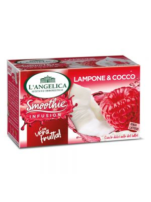 Infuso Smoothie Lampone e Cocco