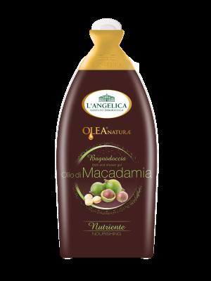 L'Angelica Bagnodoccia Olea Naturae- Olio  di Macadamia 500ml