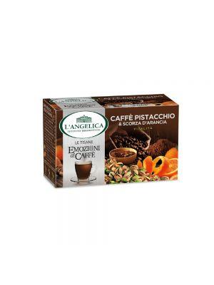 Tisana Caffè Pistacchio & Scorza d'Arancia