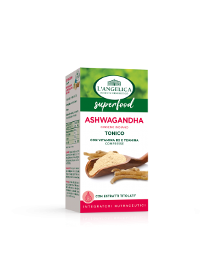 L'Angelica - Integratore Superfood Ashwagandha Energizzante