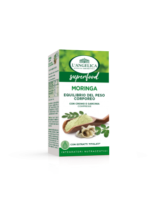 L'Angelica - Integratore Superfood Moringa per l'equilibrio del peso corporeo