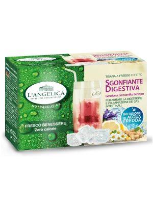 L'Angelica - Tisana a freddo Sgonfiante Digestiva