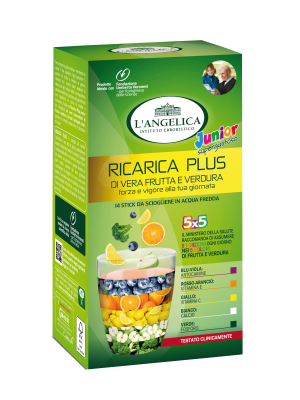 L'Angelica  - Vegeteria Junior Integratore