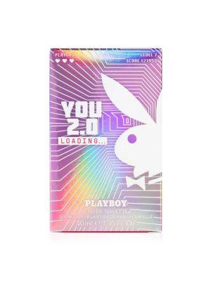 Playboy You 2.0 Woman 40ml