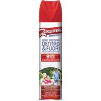 Zanzarella Ambiente - Spray insetticida Dentro e Fuori