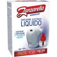 Zanzarella Ambiente - Diffusore Elettrico LIQUIDO