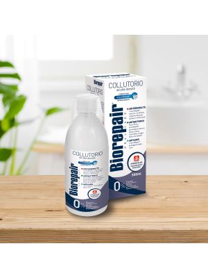 Biorepair - Mouthwash Sensitive Triple Action