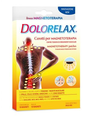 DOLORELAX® Magnetotherapy Patches