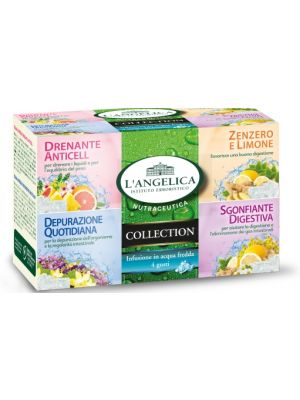 L'Angelica- Mix Cold Herbal Tea