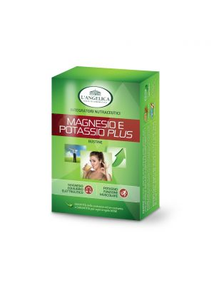 L'Angelica - Magnesio E Potassio Plus (Pharma)