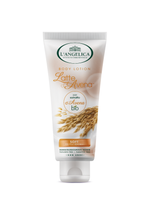 L'Angelica - Body Lotion Latte d'Avena