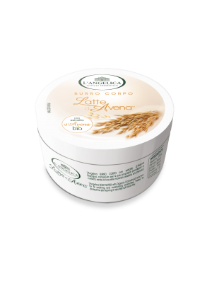 L'Angelica - Body Butter Latte di Avena